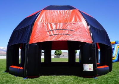 Inflatable-Dome-Rental Close-Up