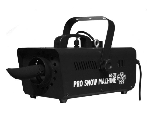 Fog Snow Machine