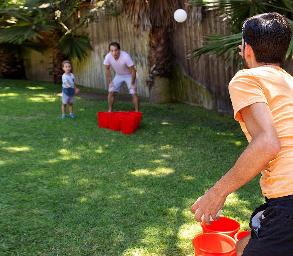 Yard-Pong-Yard-Game