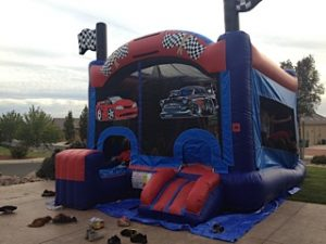 Frozen_Bounce House