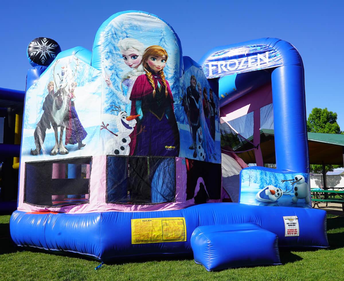 Disney Frozen Bounce House 1