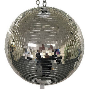Spinning Disco / Mirror Ball
