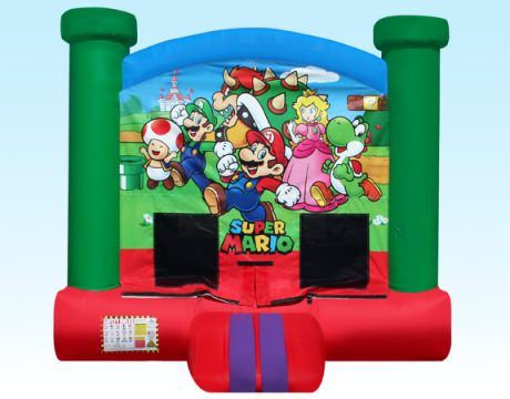 Super-Mario-Brothers Bounce-House